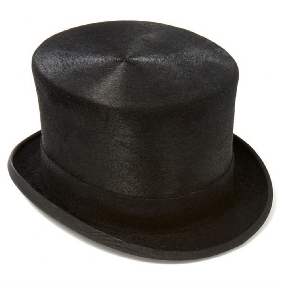 8648491ede8956 Christys Melusine Fine Fur Top Hat - 5¼ inch crown - Next Day Delivery.  Royal Ascot